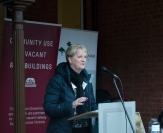 ...and local labor MP, Maree Edwards