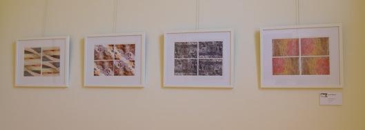 Janet Barker's photographic quartet