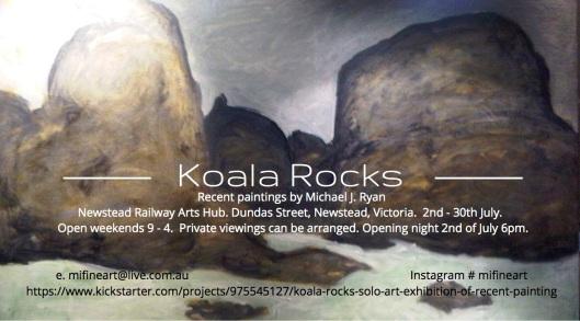 koala rocks for print