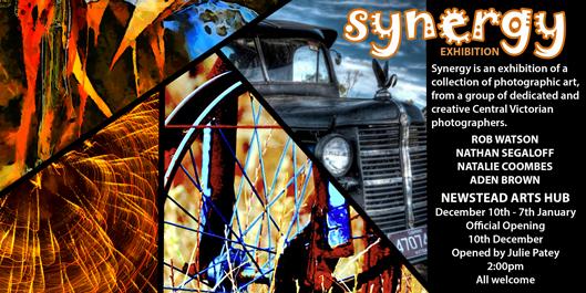 Synergy photographic exhibition, Dec 2016-Jan 2017