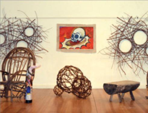 Newstead Art Salon Exhibition