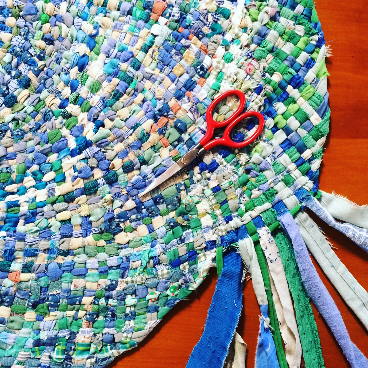 Braided Rag Rug Workshop With Ilka White